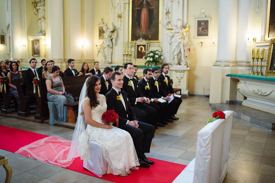 ślub kościelny Rydzyna