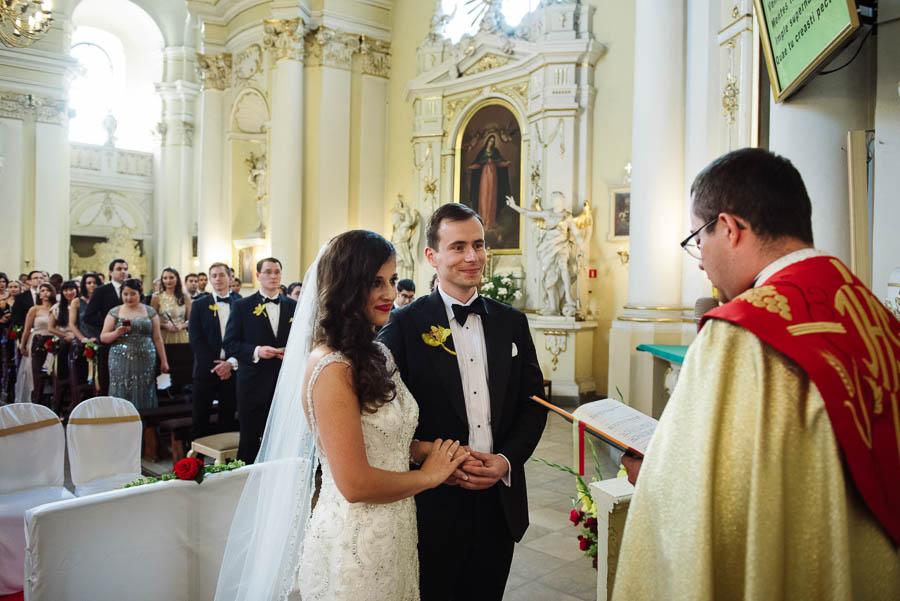 ślub Rydzyna