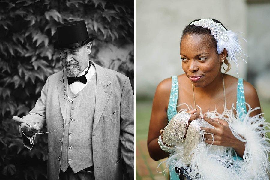 ślub lata XX