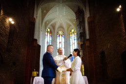 ślub w Kolegiacie w Głogowie