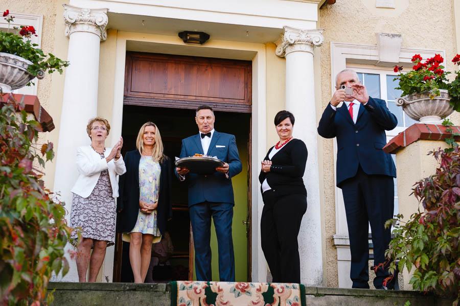 wesele Pałac Bądzów