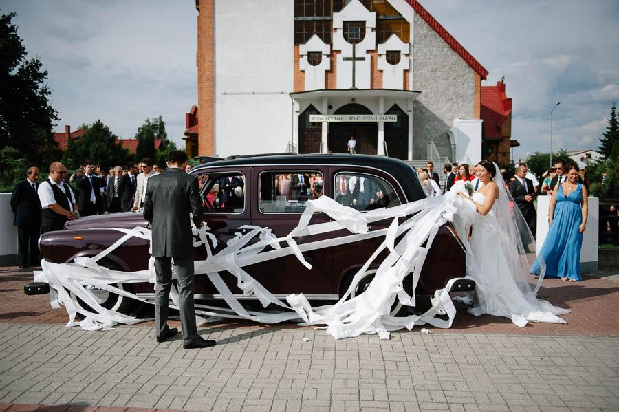 fotograf ślubny Witaszyce