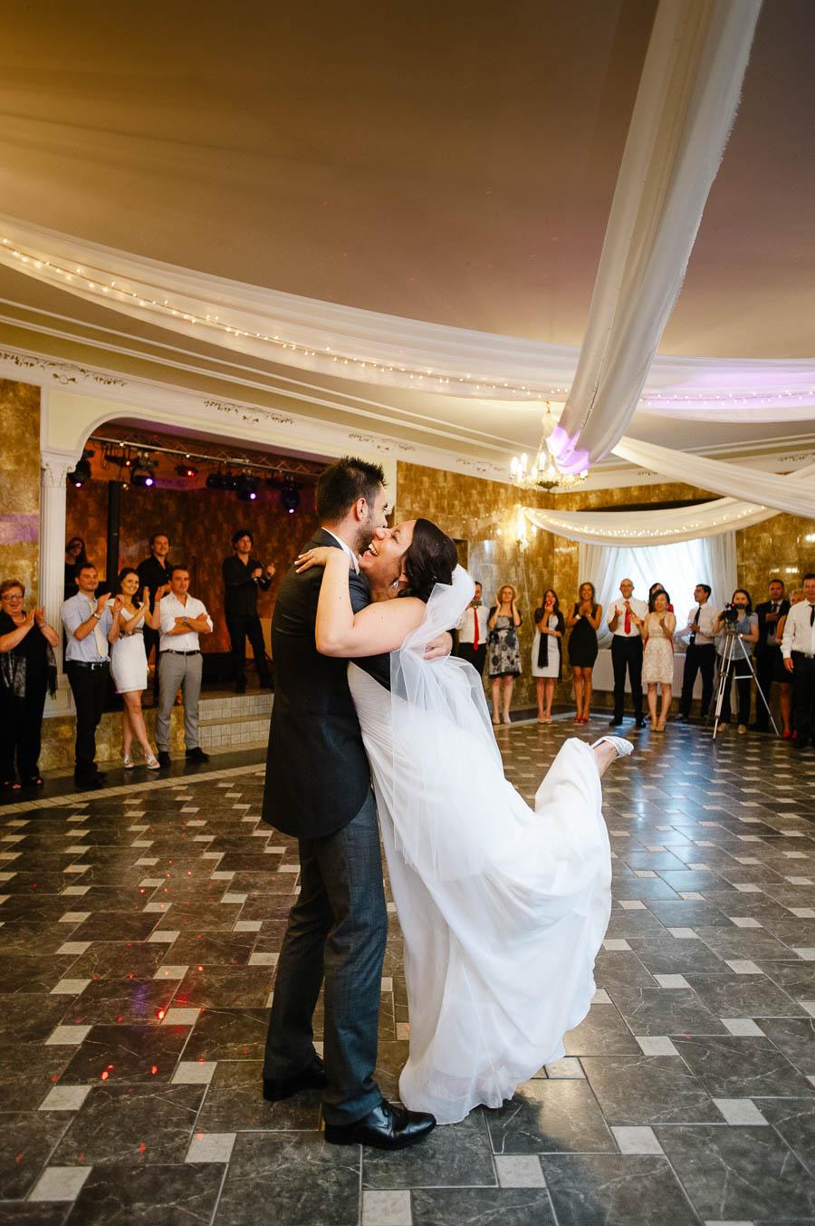 sala bankietowa w Supii wesele