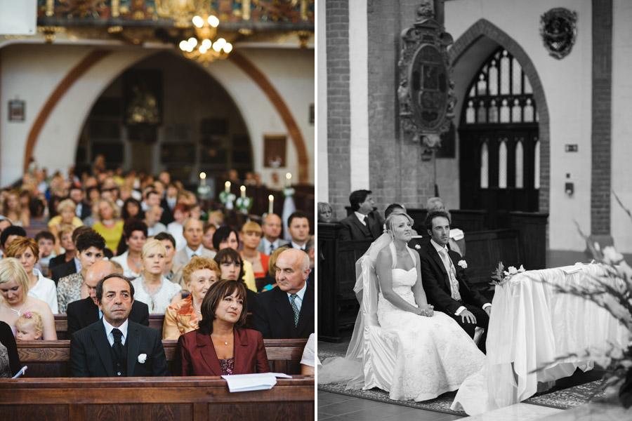 zdjęcia ślubne Kościół Garnizonowy