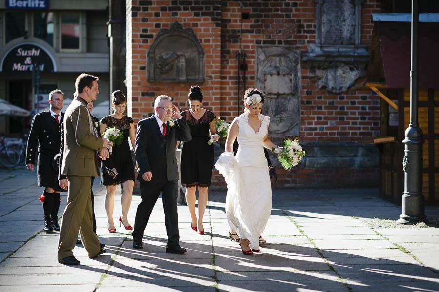 ceremonia ślub rynek Wrocław