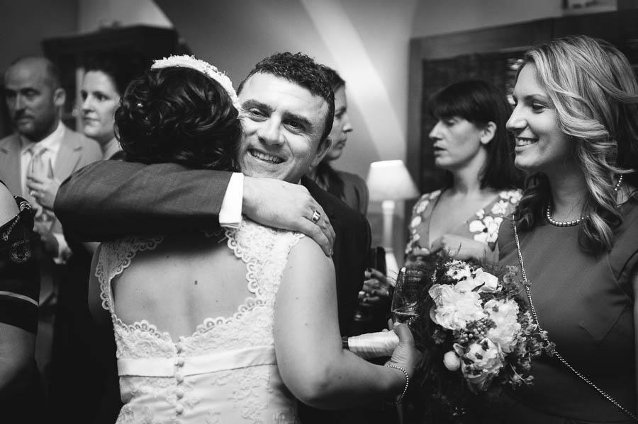 uścisk wesele