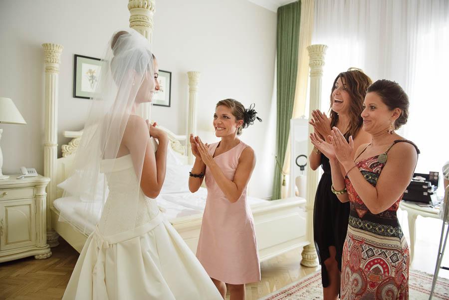 włoskie wesele przygotowania