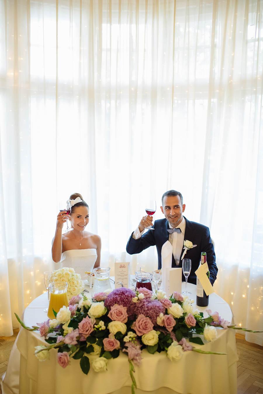 Pałac Brunów przyjęcie weselne