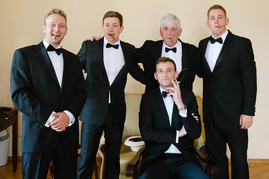 brytyjskie przygotowania do ślubu
