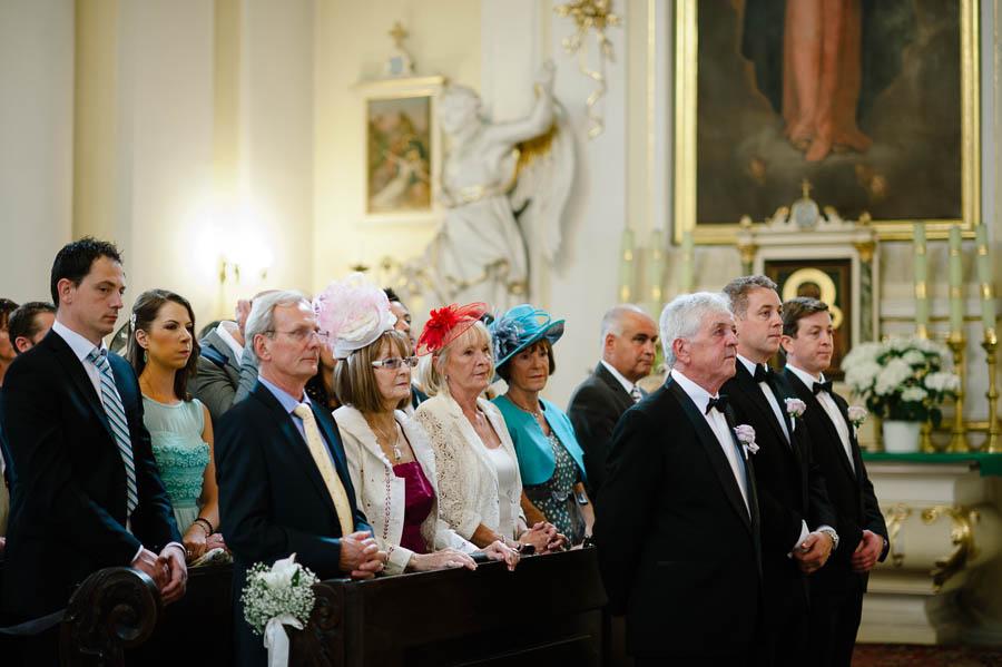 ślub Rydzyna Zamek kościół