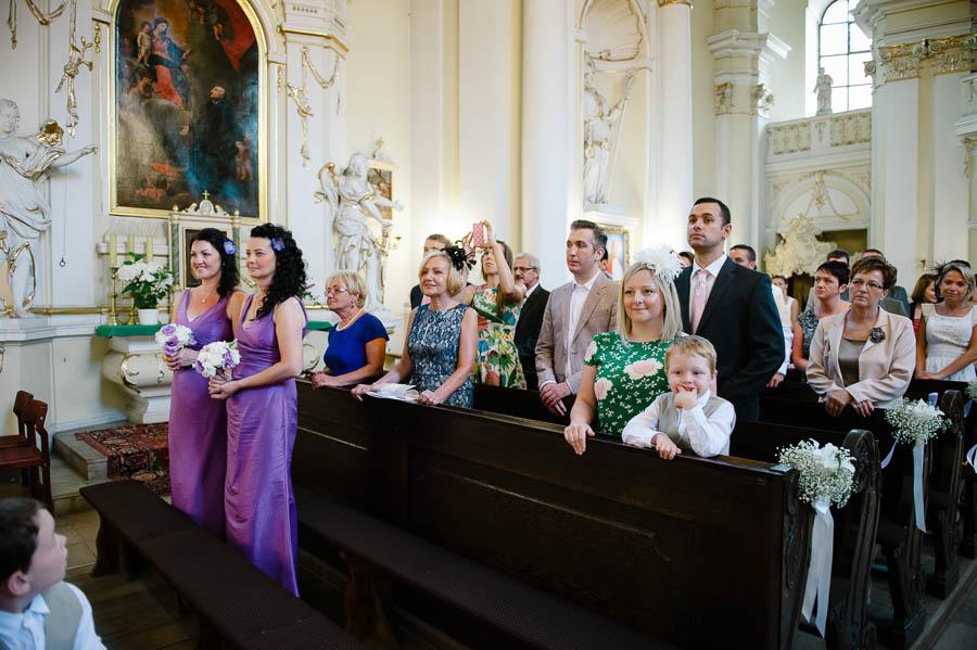 ślub koło Leszna