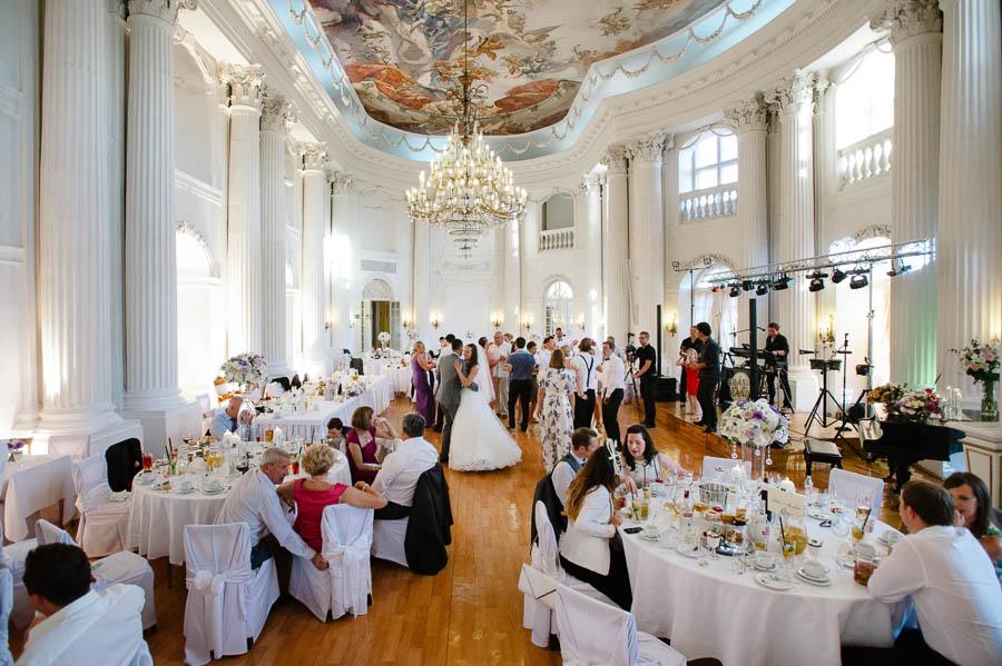 wesele zamek Wielkopolska