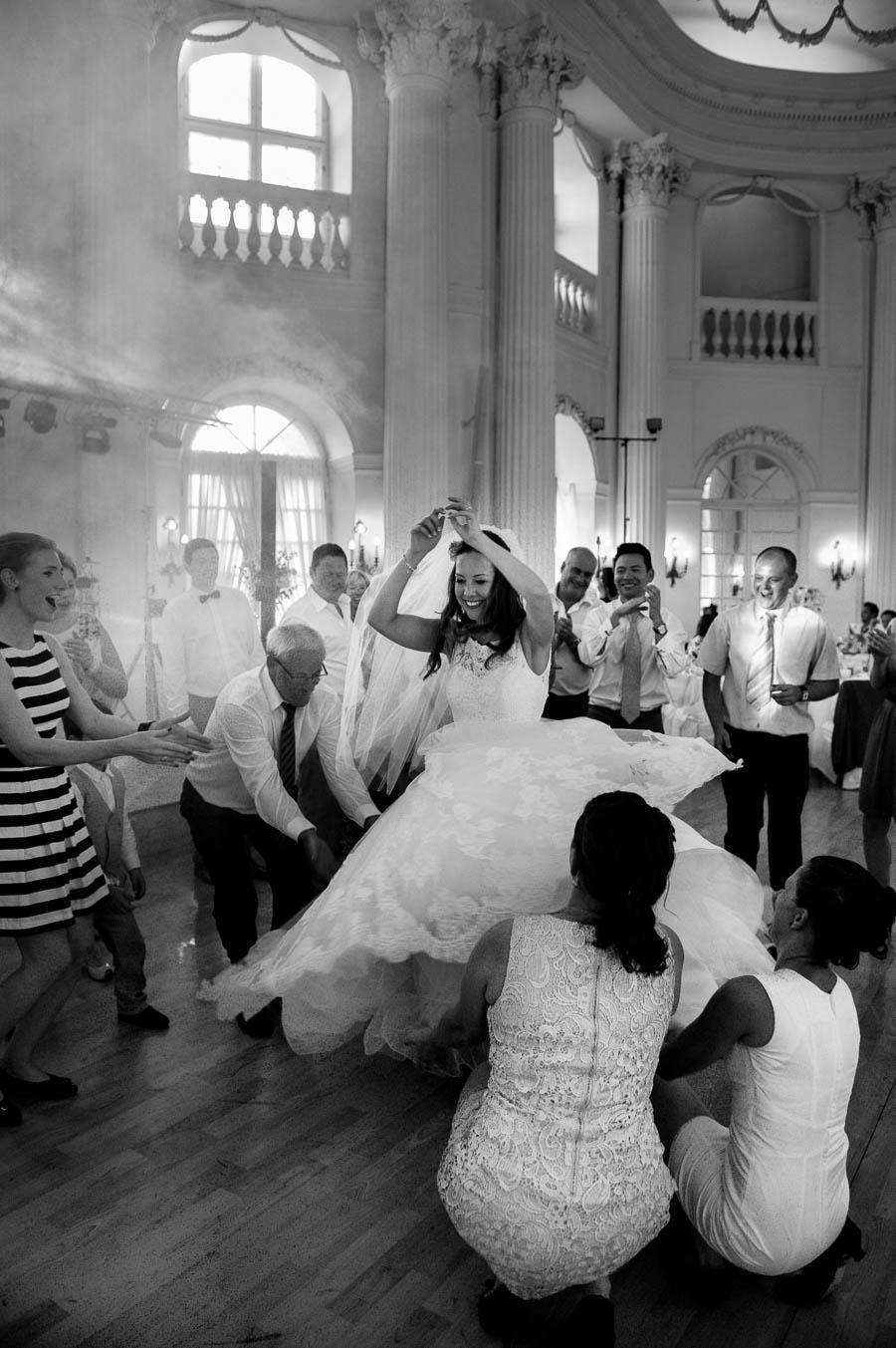 ślub zamek Wielkopolska