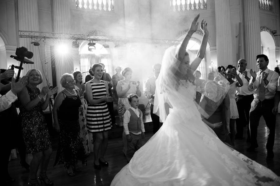 przyjęcie weselne Zamek Rydzyna