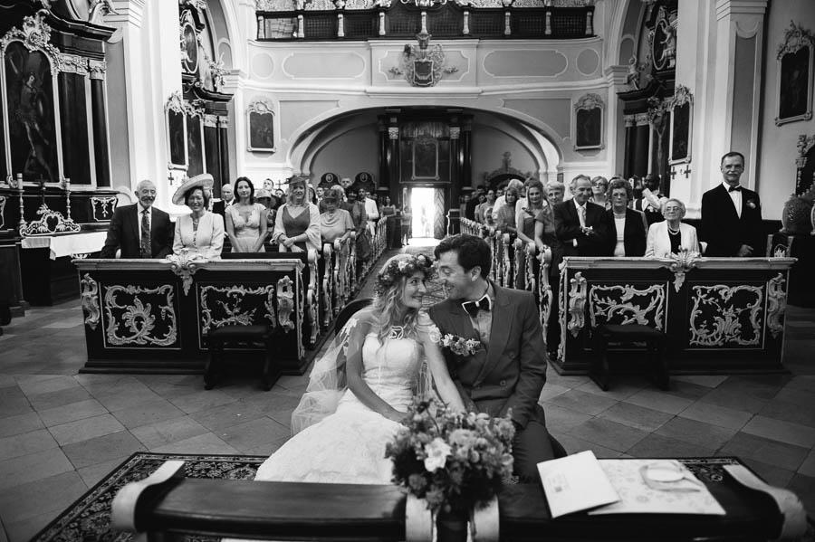 ślub Klasztor Woźniki