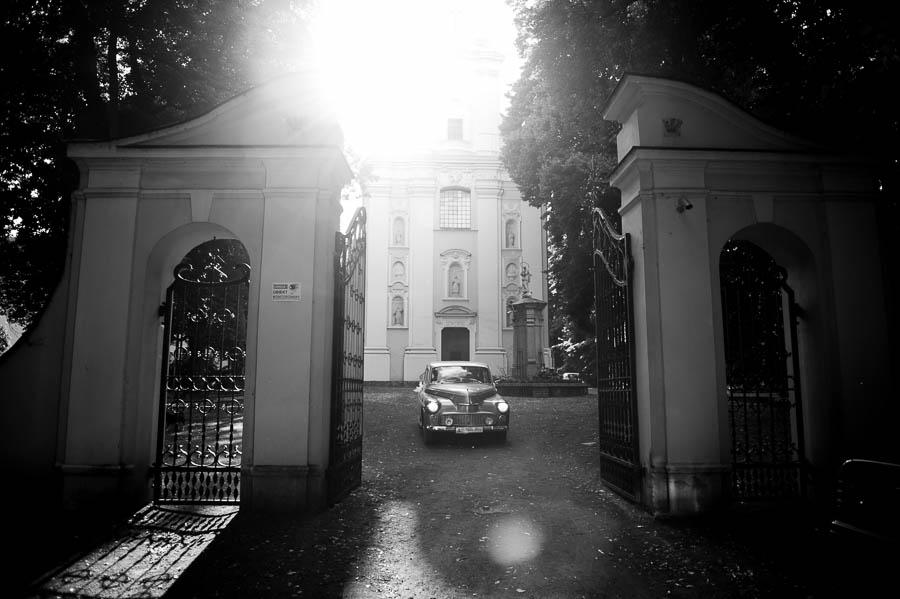 kościół piekny Wielkopolska