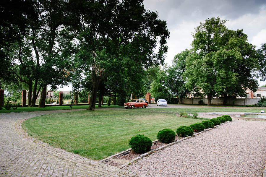pałac Szczepowice wesele