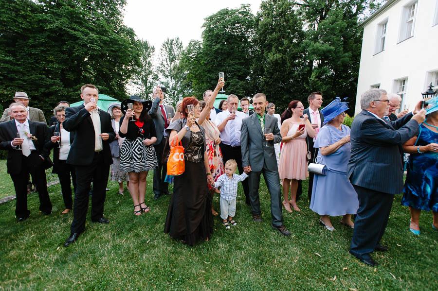 goście ślub brytyjski