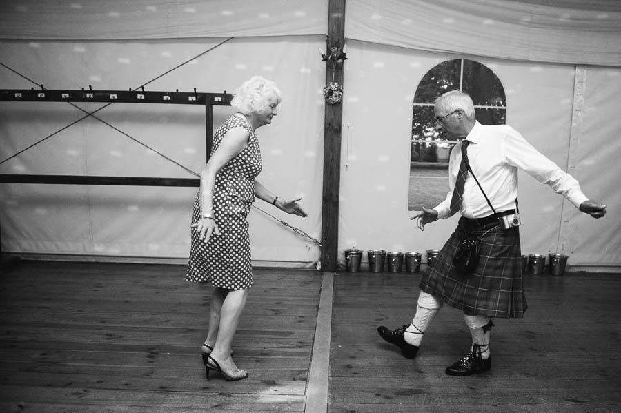taniec szkocki slub